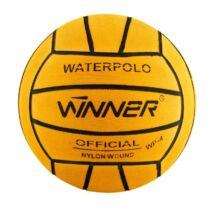 Vízilabda, 4-s méret, sárga WINNER WP-4