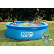 Intex Easy vízforgatós medence szett 305×76cm, vízforgatóval - 28122
