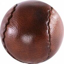 Hajítólabda (dobólabda) bőr, 2 szeletes (stukklabda) WINNER