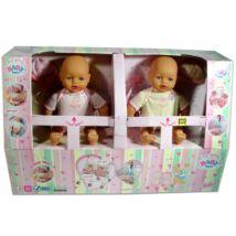 BABY Born  iker babák babakocsival