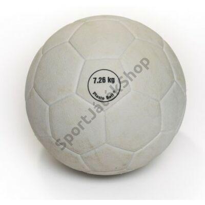 Súlylökő golyó, tornatermi - 7,26 kg PLASTO - SportSarok