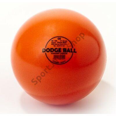 Kidobó labda, 18 cm PLASTO HIPERSOFT - SportSarok