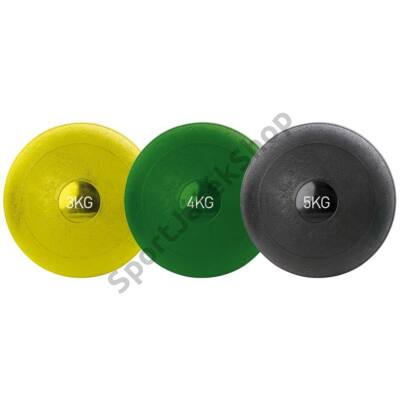 PVC medicinlabda, 5 kg TREMBLAY  - SportSarok