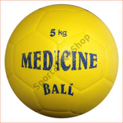 PVC medicinlabda, 5 kg PLASTO - SportSarok