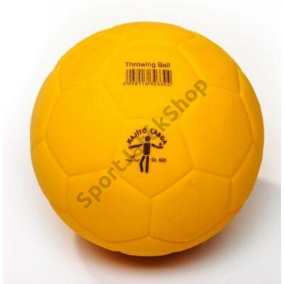 Hajítólabda (dobólabda) 600 gr-os PLASTOBALL - SportSarok