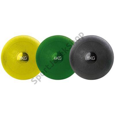 PVC medicinlabda, 4 kg TREMBLAY  - SportSarok