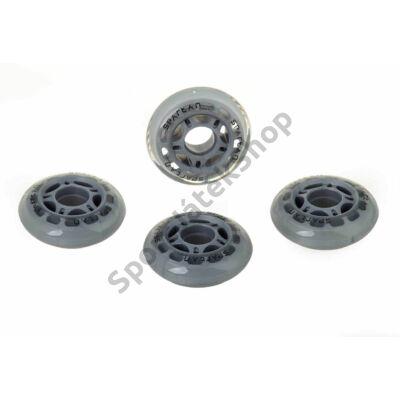 Görkorcsolya kerék készlet, 70 mm-s SPARTAN 70/95A - SportSarok