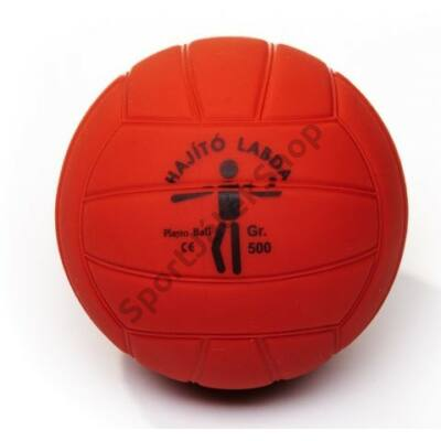 Hajítólabda (dobólabda) 500 gr-os PLASTOBALL - SportSarok