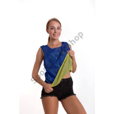 Jelölőmez, kifordítható, kék-sárga - M méret VINEX - SportSarok
