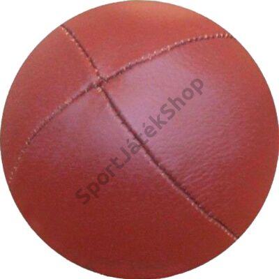 Hajítólabda (dobólabda) bőr, 4 szeletes (stukklabda) WINNER - SportSarok