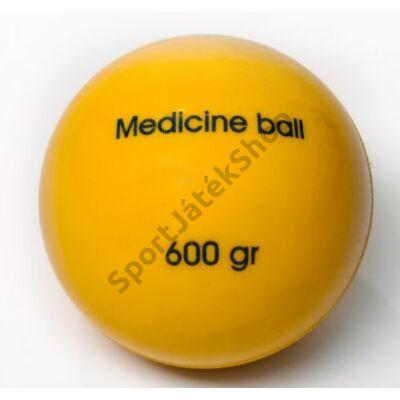 PVC medicinlabda, sima falú, 0,6 kg PLASTO - SportSarok