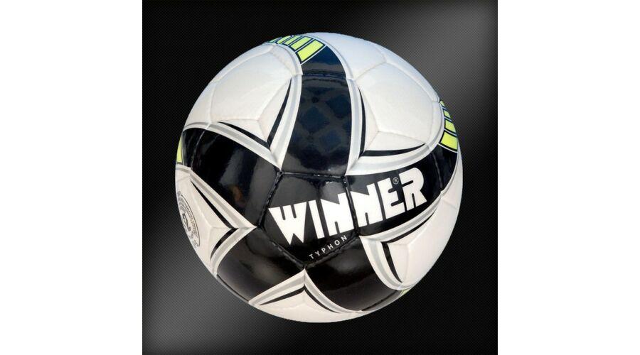 Futball mérkőzéslabda WINNER TYPHON (Bőr- és szintetikus meccslabdák) 6.995  Ft-ért 31c406d919